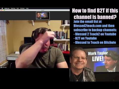 Mark Taylor LIVE! New Q Posts   B2T Show Mar 8