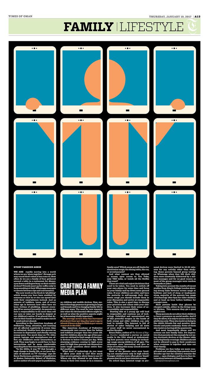 Mobile addict