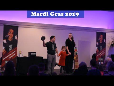 Wes Iseli's Magiclife #176 (Mardi Gras 2019)