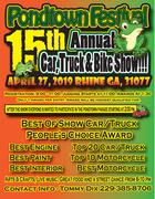 PondTown Car/Truck and Bike Show