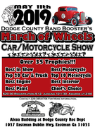 2nd March of Wheels Car, Truck and Bike Show