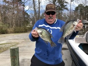 Crappie Daily Double......3/16/2019