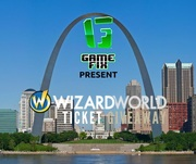 Game Fix Show's Wizard World Ticket Giveaway St. Louis Edition - WIN A Pair Of Priority 3-Day Passes