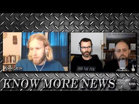 KMN LIVE #2 w/ Lift the Veil & The Last American Vagabond