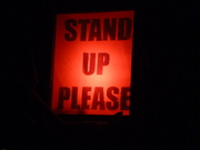 Stand Up Please