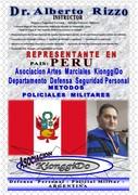DR. ALBERTO RIZZO - Representante en el PERU...