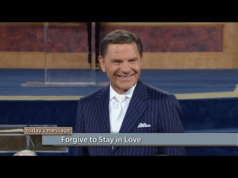 How To Forgive to Stay in Love