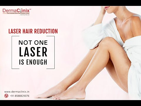 Permanent Laser Hair Removal in Delhi - Dr Amrendra Kumar, MD (AIIMS) || DermaClinix, South Delhi