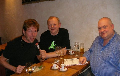 Mark McKergow and Alistair Cockburn