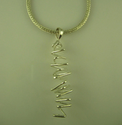 Extended Pine Cone Necklace