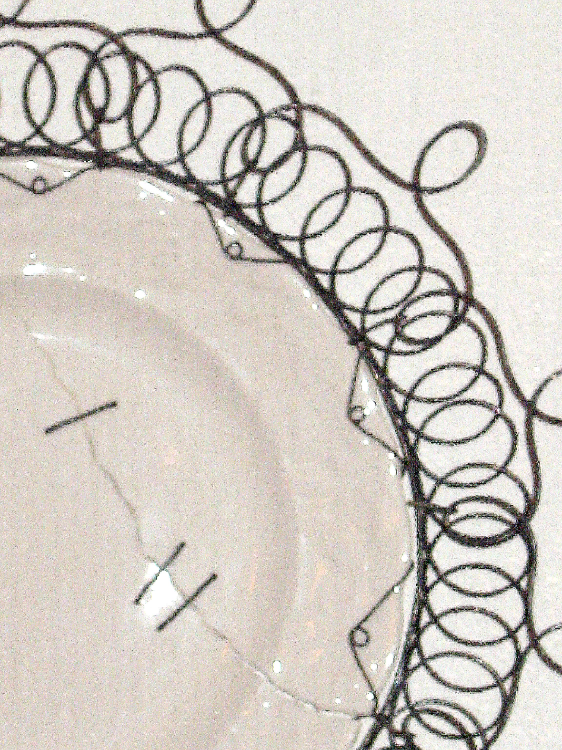 Rehabilitation Plate - Curly