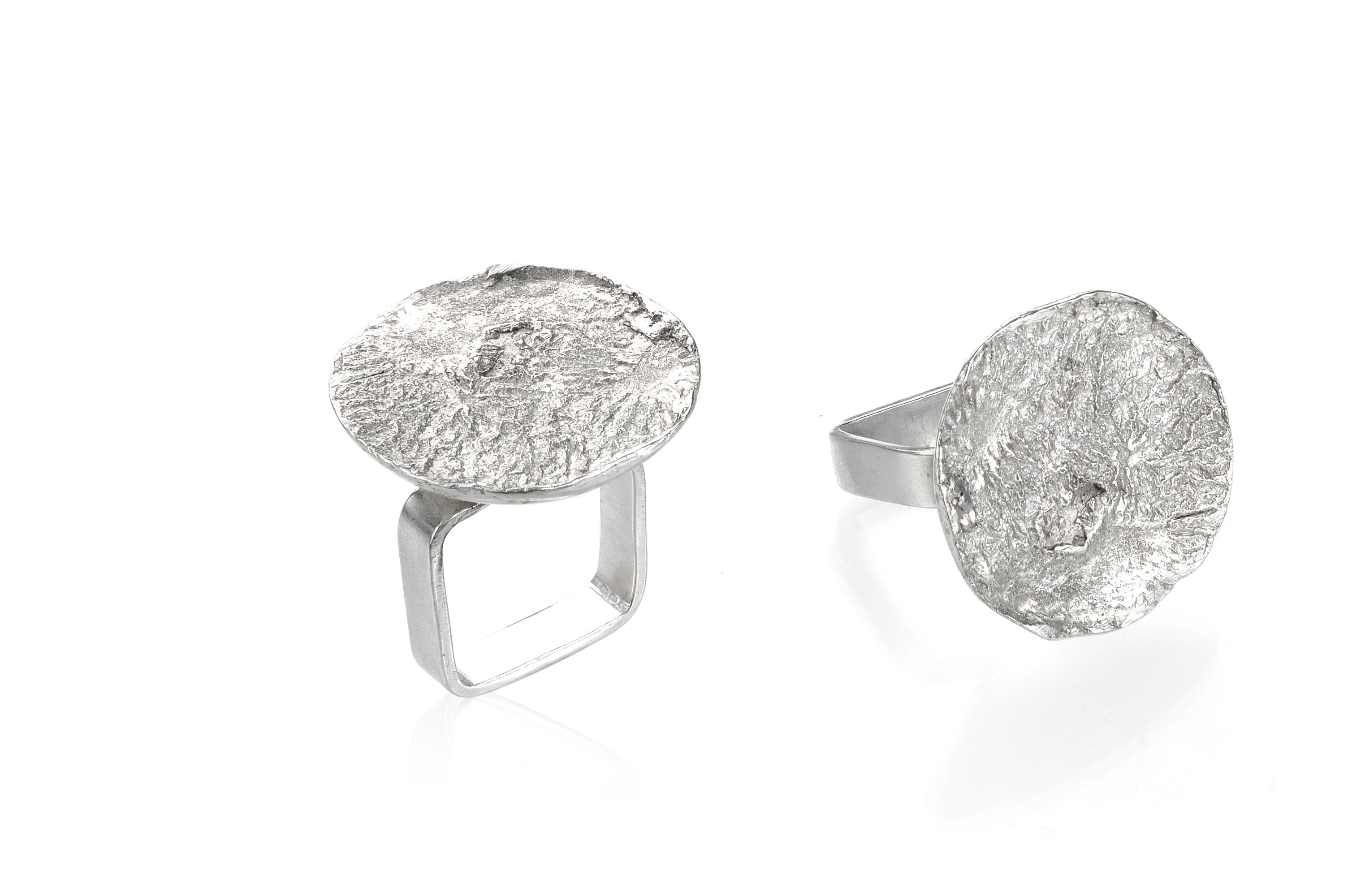 Mindy Recht - Moonscape Ring