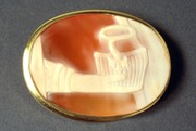 The Magelaine Cameo Brooch