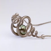 Orbit necklace- 2008