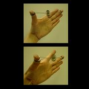 Single Handed Buzzsaw Fan [Ring(s)]