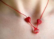 Baby Skeleton Hearts