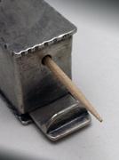 OLM Toothpick Dispenser (detail)