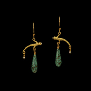Turquoise branch mobiles