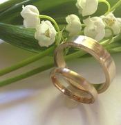Erik and Hannah's Wedding Rings