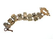 The Gold Doors Bracelet