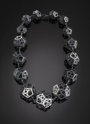 Dodecahedron Necklace for zapp