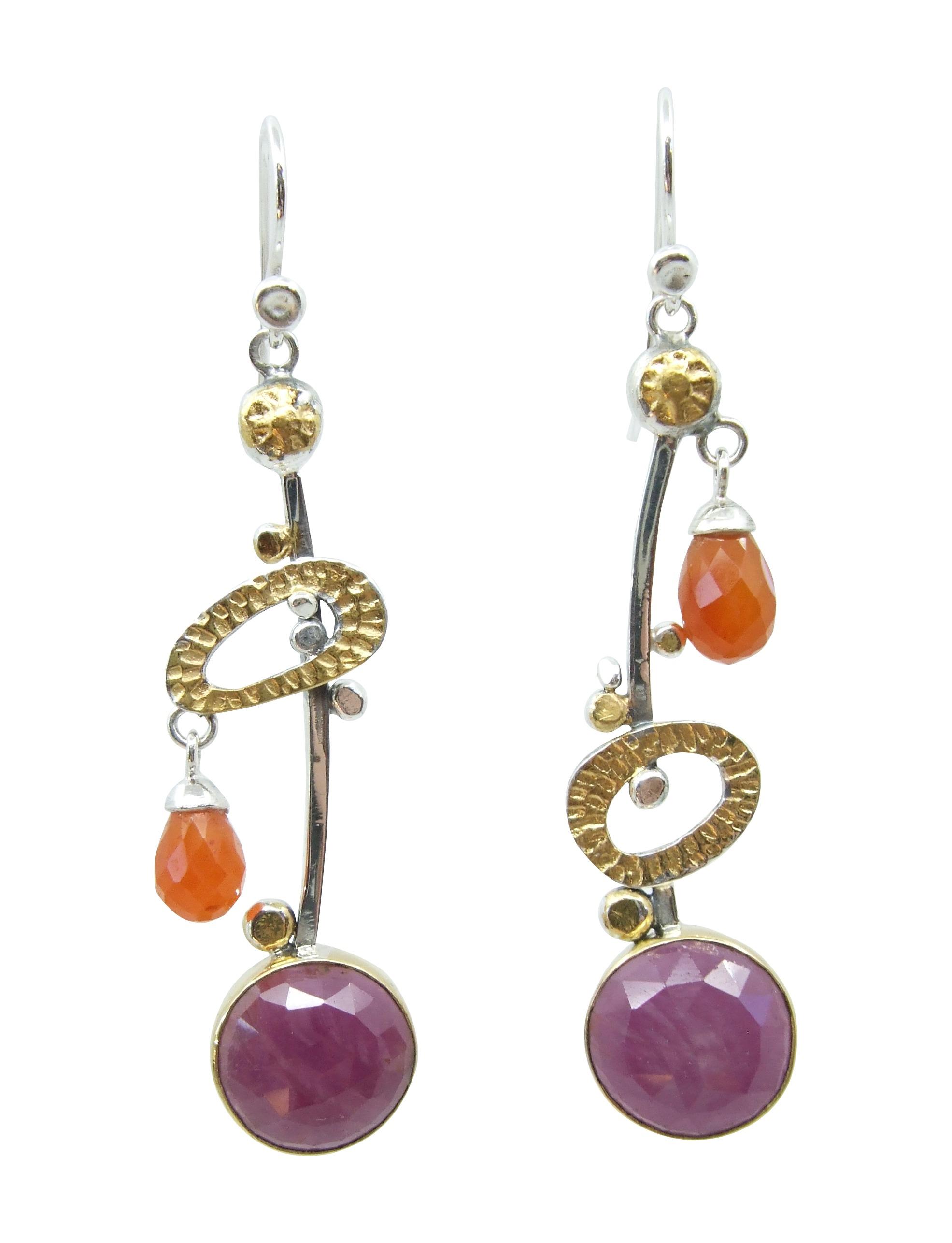 Sherbet Earrings