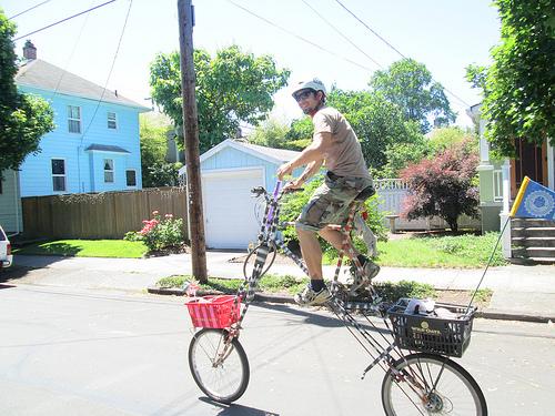 More than Double Bike