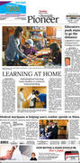 The Bemidji Pioneer front page 3/17/2019