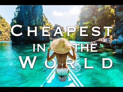 31 INSANELY AFFORDABLE Budget Travel Destinations to VISIT NOW