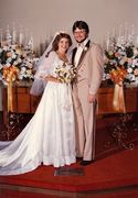 September 11, 1982 - David & Renee Sanford's wedding