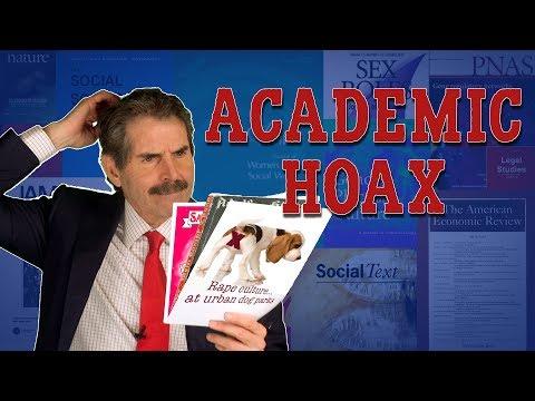 Stossel: Academic Hoax