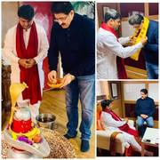 Sandeep Marwah Invited by Siddhashram Shakti Centre