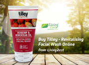 Buy Tilley - Revitalising Facial Wash Online from LivingZest