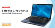 Satellite L775D-S7132 Laptop Key Replacement