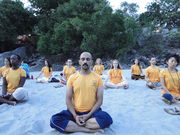 Yoga & Meditation in Rishikesh, India
