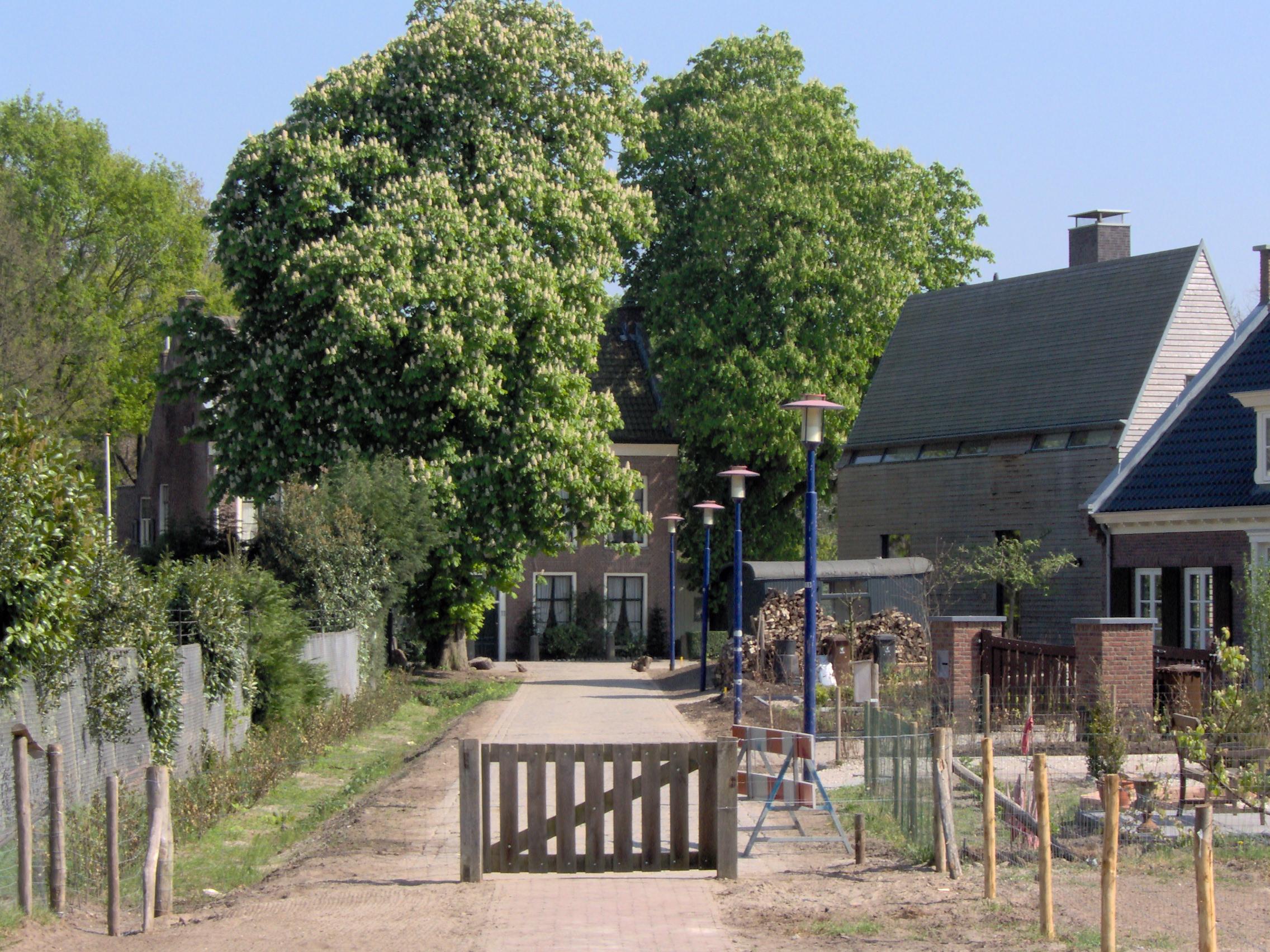 Blauwkapel gemeente Utrecht