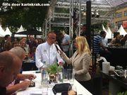Presentatie Culitop kookwedstrijd door MasterChefs@Smaakvol Gelderland.