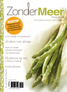 Covers ZonderMeer magazine