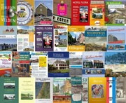 Collage publicaties Marca Bultink 2017