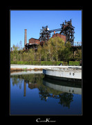 Industrial Park in Duisburg I