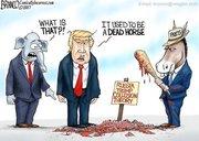 Ever flog a dead horse?