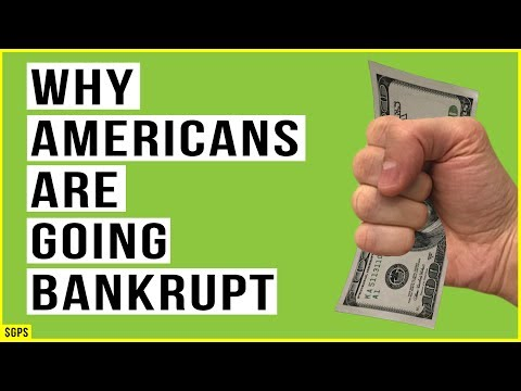 60% of Americans Who Go Bankrupt Say It's NOT Because of Debt, It's Actually THIS.