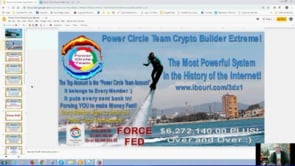 Crypto Builder Extreme by the Power Circle Team Webinar Replay 13th March 2019