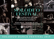 Tickets are now on Sale for 2019 SoloDuo Dance Festival