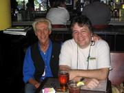 With Ken Bruen