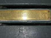 Rhodenbarr plaque