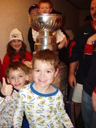Lord Stanley and Nico