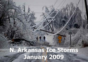 01/09 N. Arkansas Ice Storms