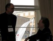 David Morrell & Pat Mullan
