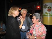 Laura Lippman, Ken Bruen Patricia